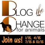 Blog the Change – #StopAnimalTesting