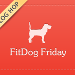 FitDog Friday:  Getting out in spite of the weather!