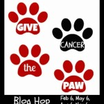 Give Cancer the Paw – Blog Hop