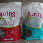 Spring Naturals Treat Review & Giveaway