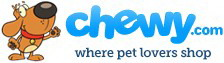 Chewy is known for their speedy shipping and their quality customer service!