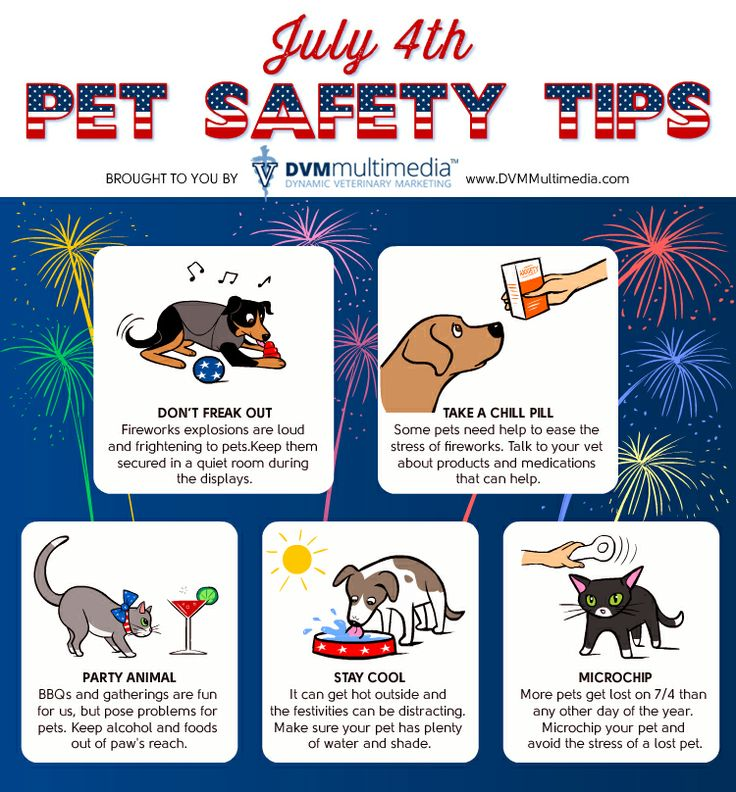 4th safety tips