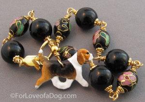 Beagle bracelets!