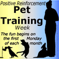 Positive Pet Training Blog Hop