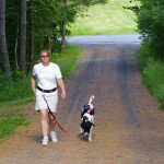 The Challenge of Exercising with Multiple Pets #MultiPetMania