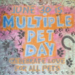 Happy Multiple Pet Day! #MultiPetDay