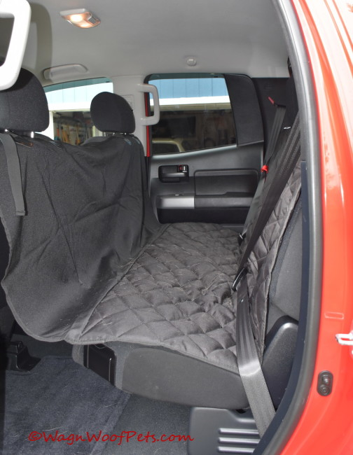 4Knines Rear Seat Cover hammock