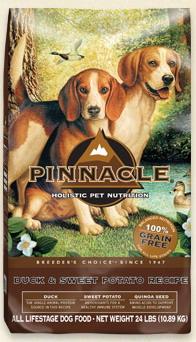 Pinnacle beagle 2A