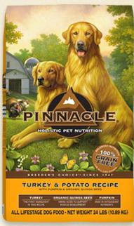 Pinnacle golden 2A