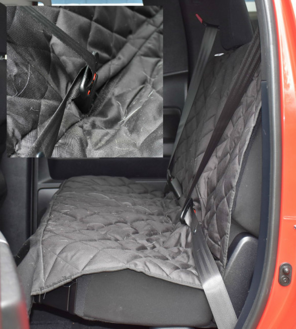 4Knines Rear Seat Cover