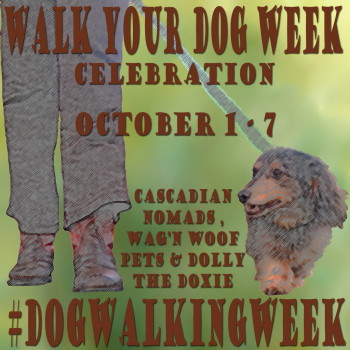Walk Your Dog Week 2015