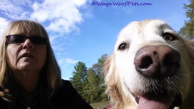 #DogWalkingWeek Selfies Day 3