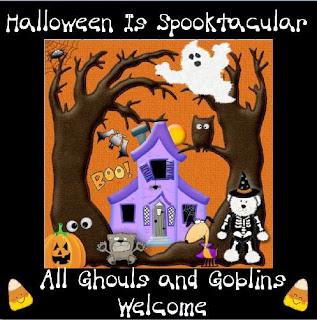 Halloween badge