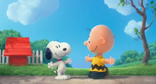 #PeanutsMovie