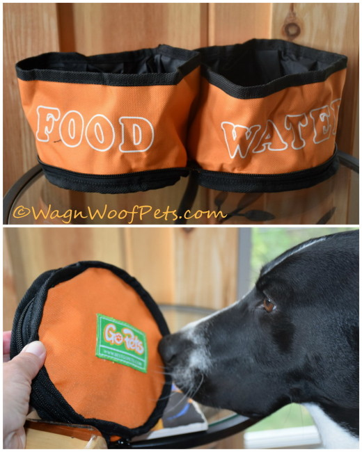 GoPets Travel bowls