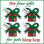 The Four Gifts for Pets Blog Hop