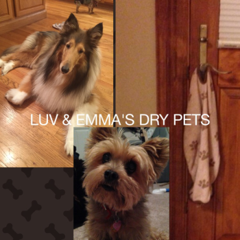 Luv and Emma's Dry Pets