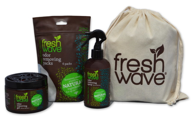 Fresh Wave Review & Giveaway