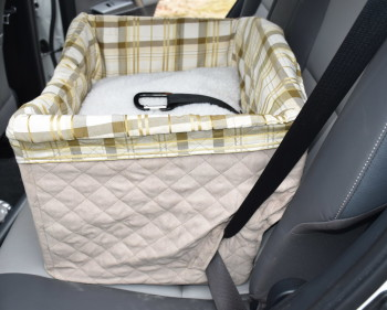 Solvit Pet Safety Seat - Giveaway!