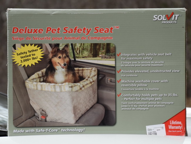 Safety Seat Box