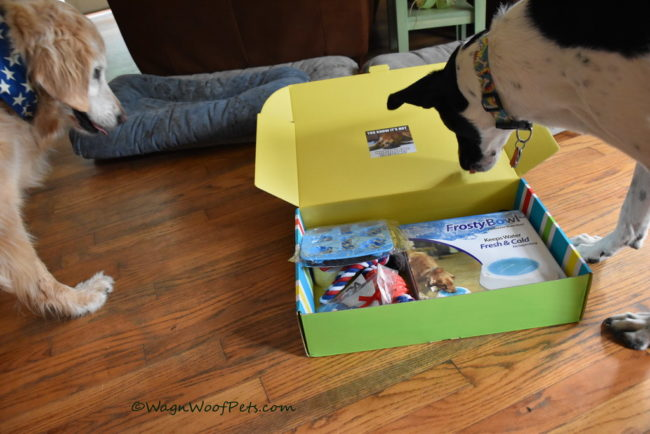 July Pet Treater Review