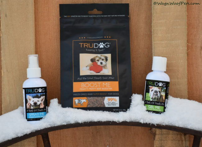Enter to Win TruDog Products