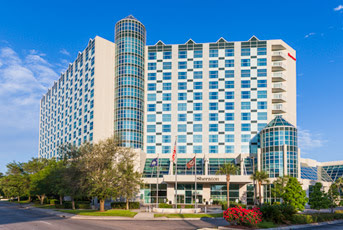 Headed to the Sheraton Myrtle Beach Convention Center