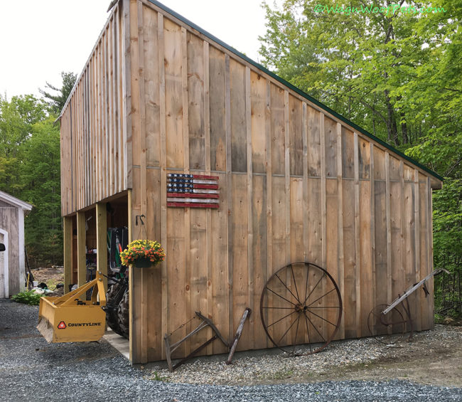 The Barn at Barking Dog Organic Farm