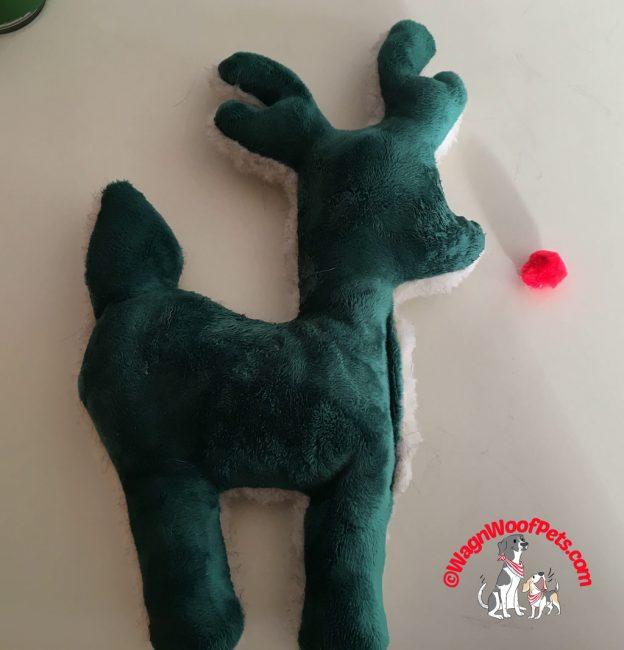 West Paw Ruff-n-Tuff Reindeer