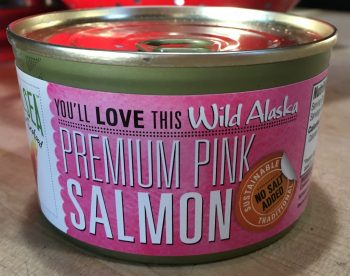 Salmon for Our Dog