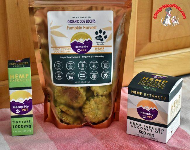 HempMy Pet Products
