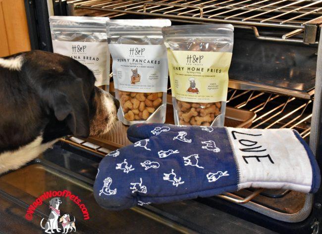 H&P Dog Treats - Breakfast Buffet