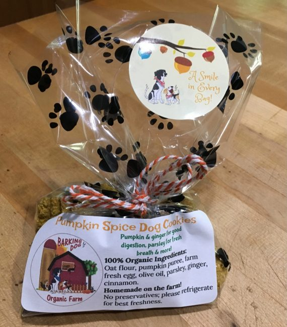 Barking Dog Organic Farm Cookies