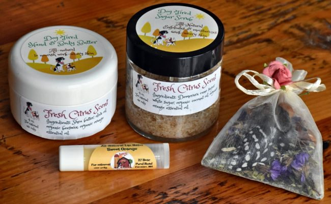 All-Natural Skin Care