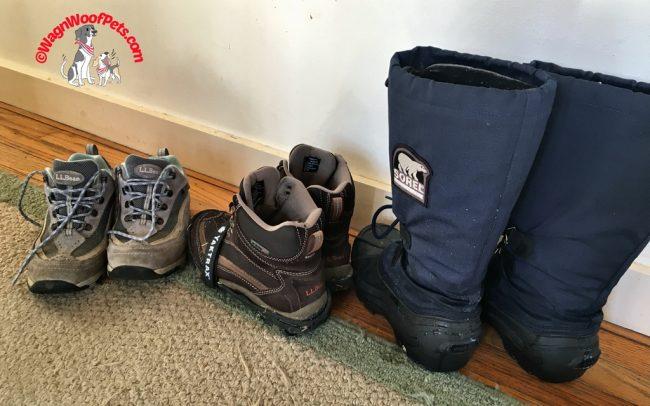 Winter Footwear - Surviving Winter