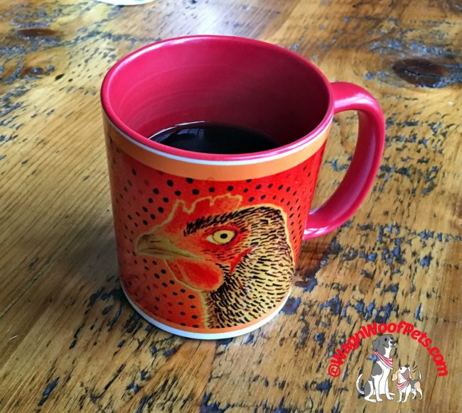 Start the Day with Coffee in Your Favorite Mug