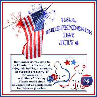 Independence Day Reminder