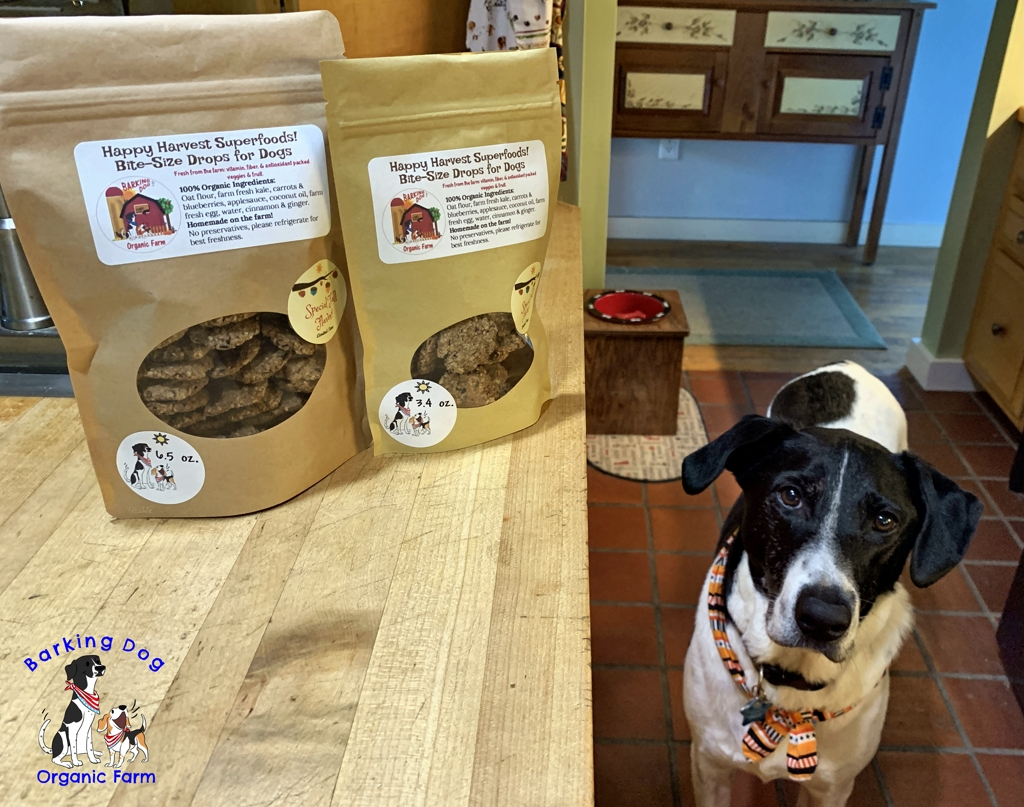 Happy Harvest Superfoods for Dogs