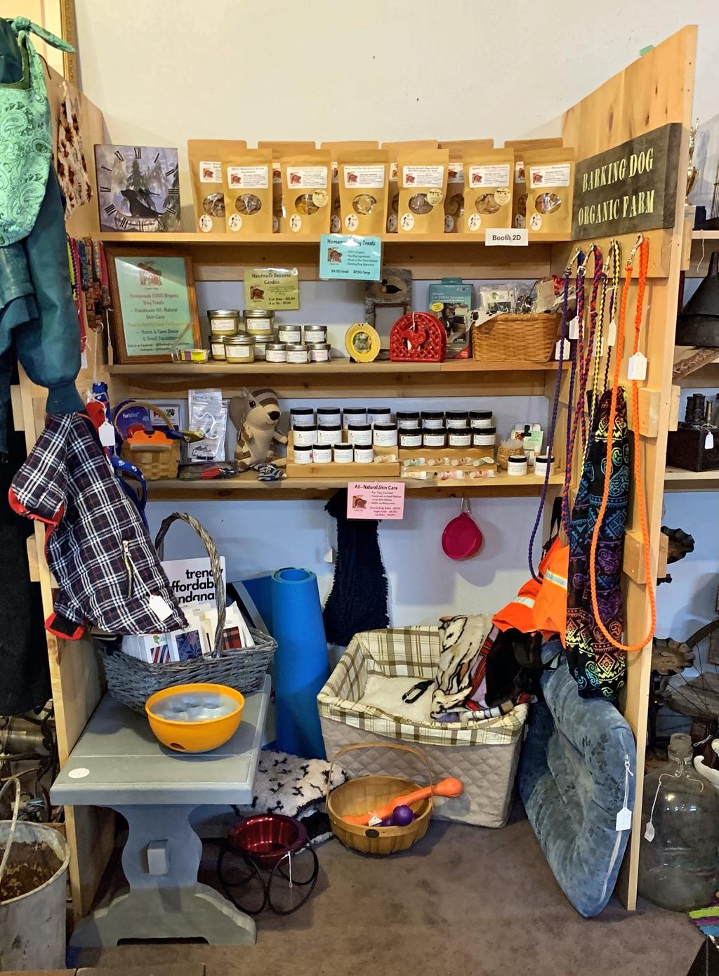 Barking Dog Organic Farm Shop