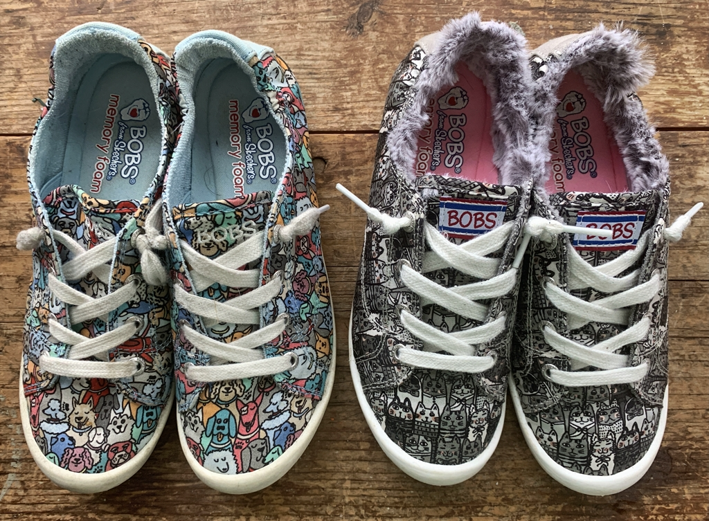 Bobs by Skechers Canvas Shoes with Pets