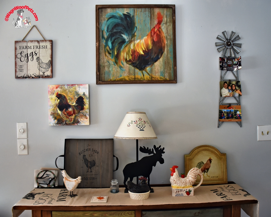 Chicken Decor