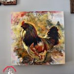 Chicken Decor Galore! – With Art in a Sec