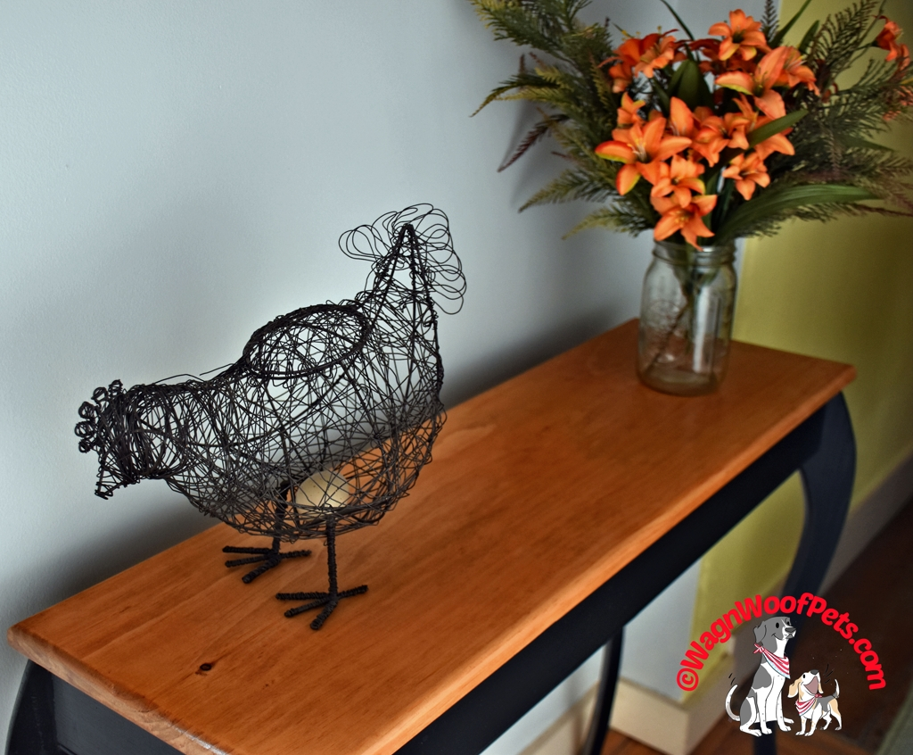 Wire Chicken