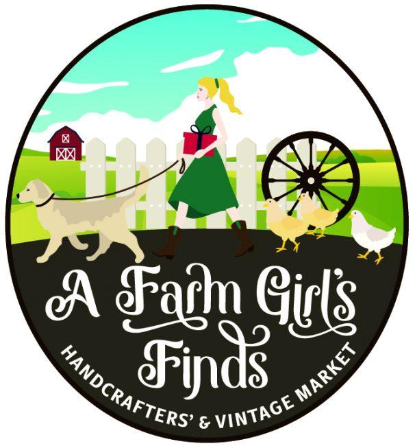 A Farm Girl's Finds Logo