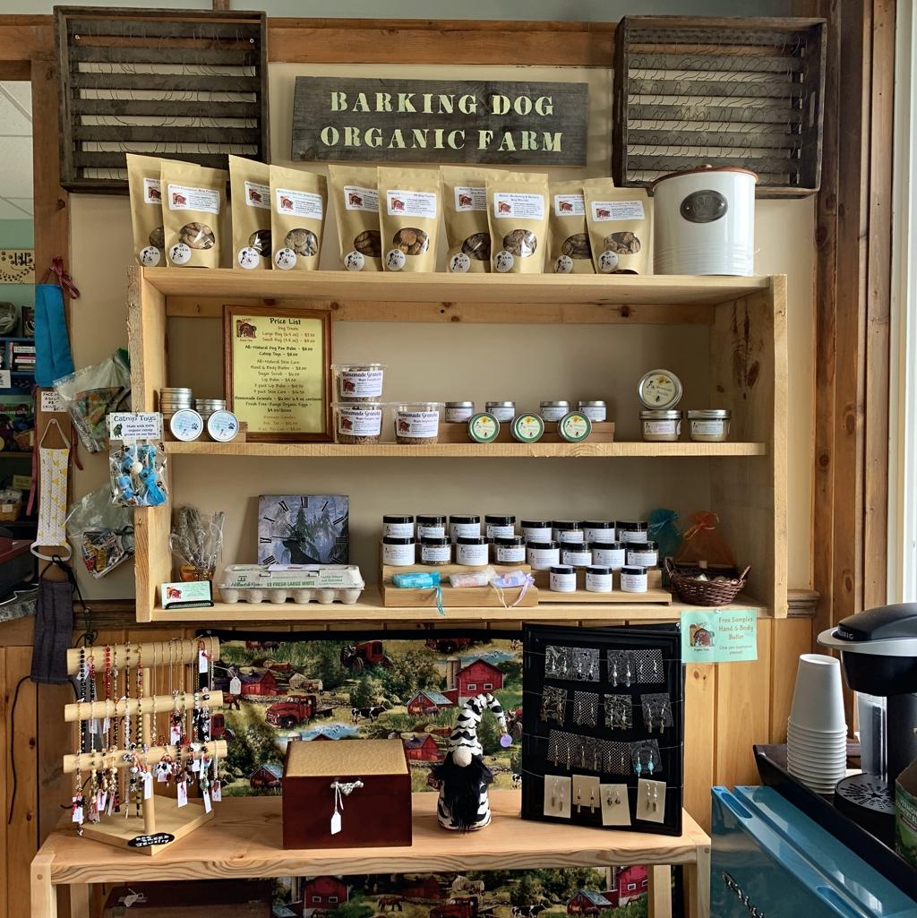 Barking Dog Organic Farm