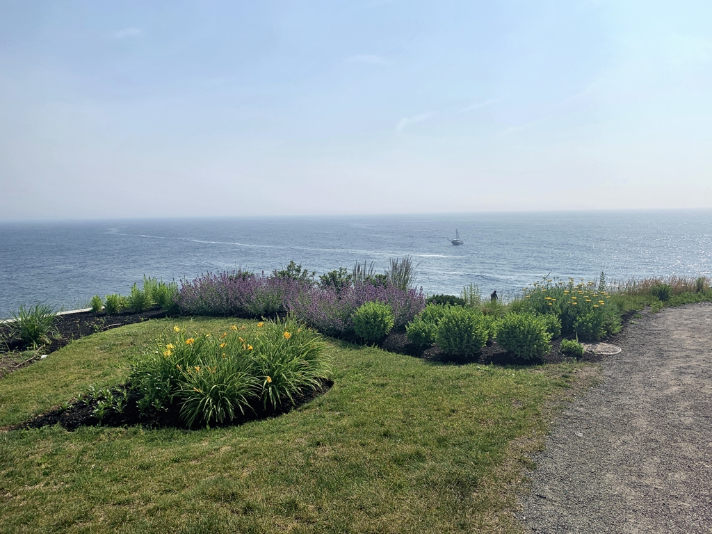 Ocean View at Cliff House, Maine