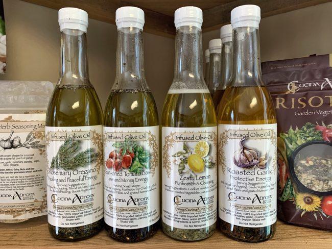 Cucina Aurora Infused Olive Oils